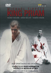Tippett: King Priam / Norrington/Kent Opera, Sarah Walker, Rodney Macann [DVD]