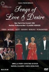 Gala From Berlin: Songs of Love & Desire / Freni, Schafer, Alvarez, Keenlyside [DVD]