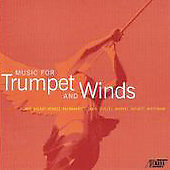 Music for Trumpet and Winds  / De Roche, Hagstrom, et al