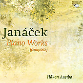 Jan&aacute;cek: Piano Works - Complete / H&aring;kon Austb&ouml;