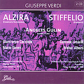 Verdi: Alzira, etc / Rinaldi, Maag, Gulin, et al