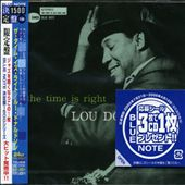 Lou Donaldson: Time Is Right [Japan] [Remaster]