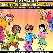 Flying Colors: Light of the World Is Jesus