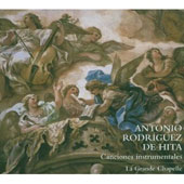 Antonio Rodr&#237;guez de Hita: Canciones instrumentales