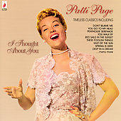 Patti Page: I Thought About You