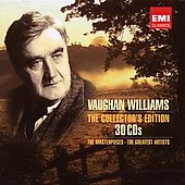Vaughan Williams - The Collector's Edition / Willcocks, Boult, Bean, Barbirolli, et al