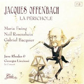 Offenbach: La Perichole, etc / Soustrot, Ewing, Rosenshein, Bacquier, et al