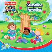 Fisher-Price: Little People: Storytime Favorites