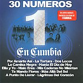 Various Artists: 30 Numero 1 en Cumbia