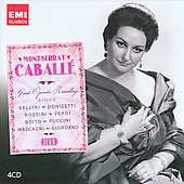 Icon - Montserrat Caball&eacute; sings Bellini, Donizetti, Rossini, Verdi, Puccini, Boito, Mascagni, Giordano