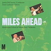 David Liebman: Miles Ahead: Live