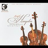Haydn: String Quartets Op 9 & Op 17, etc / Smithson String Quartet