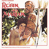 John Barry (Conductor/Composer): Robin and Marian (New Digital Recording of the Complete Score)