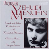 The Young Yehudi Menuhin