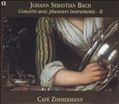 Johann Sebastian Bach: Concerts avec plusieurs instruments, Vol. 2