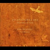 Joculatores Dei (Minstrels In God)