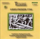 Telemann: St. Luke Passion