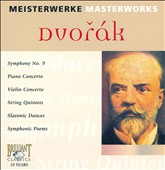 Masterworks: Dvorák [Box Set]