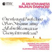 Hovhaness: Symphony no 24 / Hovhaness, Hill, Wilbraham