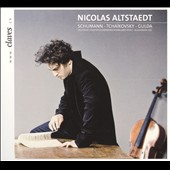 Nicolas Altstaedt plays Concertos for Cello