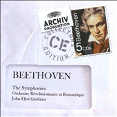 Beethoven: Symphonies / Gardiner
