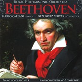 Beethoven: Piano Concertos Nos. 4 & 5 'Emperor'