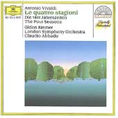 Vivaldi: The Four Seasons / Kremer, Abbado, London SO