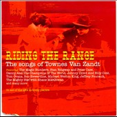 Various Artists: Riding The Range: The Songs Of Townes Van Zandt