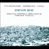 Dittersdorf, Hoffmeister: Violone Concertos; Vanhal: Double Bass Concerto