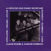 A Virtuoso Duo-Piano Showcase / Morrison, Rogers
