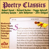 Various Artists: Poetry Classics: Great Voices