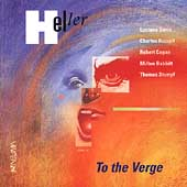 To the Verge / Joan Heller