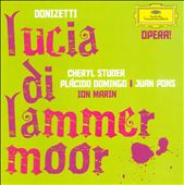 Donizetti: Lucia di Lammermoor / Juan Pons, Cheryl Studer, Placido Domingo