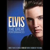 Elvis Presley: Elvis: The Great Performances