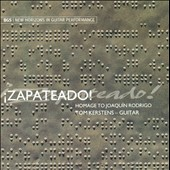 Zapateado: Homage to Joaquin / Tom Kerstens, Guitar