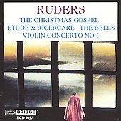 Ruders: The Christmas Gospel