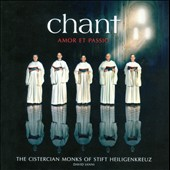 Chant: Amore et Passio / The Cistercian Monks of Stift Heiligenkreuz, David Ianni
