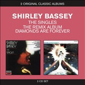 Shirley Bassey: The Singles/The Remix Album: Diamonds Are Forever