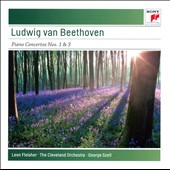 Beethoven: Piano Concerto Nos. 1 & 3 / Leon Fleisher, piano