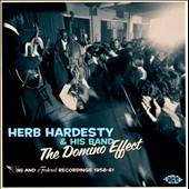 Herb Hardesty & His Band: The Domino Effect: Wing and Federal Recordings 1958-61