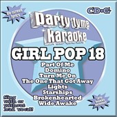 Karaoke: Party Tyme Karaoke: Girl Pop, Vol. 18