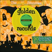 Various Artists: Golden Records: Spooky Halloween Hits