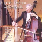 New York Legends - Eugene Levinson, Principal Double Bass