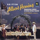 Britten: Albert Herring / Manhattan School of Music Opera