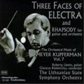 The Orchestral Music of Meyer Kupferman Vol 7