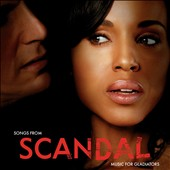 Various Artists: Songs from Scandal: Music for Gladiators