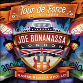 Joe Bonamassa: Tour de Force: Live in London - Hammersmith Apollo [DVD]