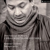 Selected Works for Lute by Don Santiago de Murcia (1673-1793) / Cristian Gutiérrez, lute
