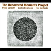Various Artists: The  Recovered Moments Project