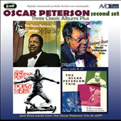 Oscar Peterson: Three Classic Albums Plus
